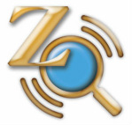 Zoomtext link and logo